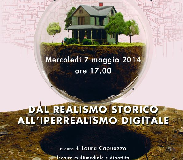 "Seminario  ""DAL REALISMO STORICO ALL'IPERREALISMO DIGITALE"""